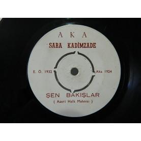 A -KAFKAS - ZEYNEP HANLAROVAB -ŞEN BAKIŞLAR - SARA KADİMZADE (Azeri Halk Mıhnısı)