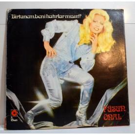 FÜSÜN ÖNAL - BİR TANEM BENİ HATIRLARMISIN LP