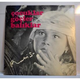 RUHİ SU - ÇOCUKLAR GÖÇLER BALIKLAR LP