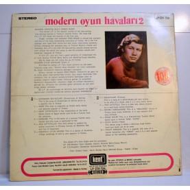 ESİN ENGİN VE ORKESTRASI - MODERN OYUN HAVALARI LP