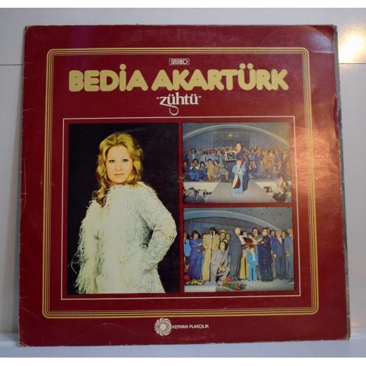 BEDİA AKARTÜRK - ZÜHTÜ LP