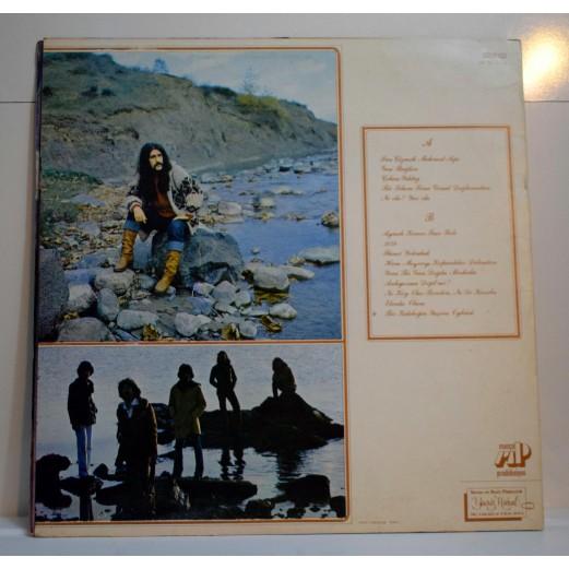 BARIŞ MANÇO & KURTALAN EKSPRES - YENİ BİR GÜN LP
