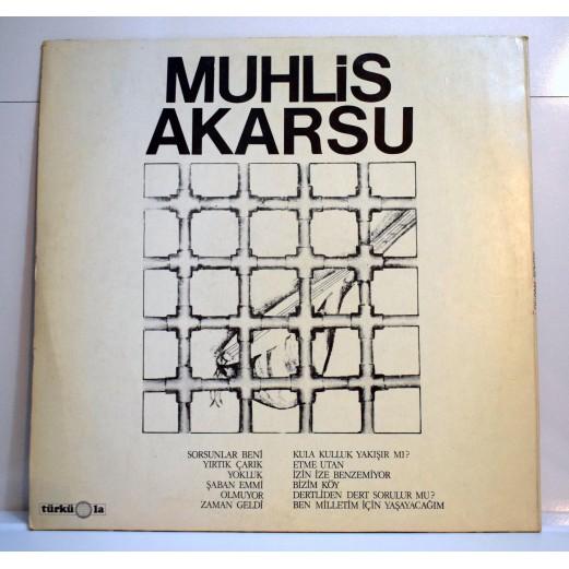MUHLİS AKARSU LP