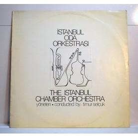 TİMUR SELÇUK - İSTANBUL ODA ORKESTRASI LP