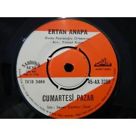 ERTAN ANAPA -Cumartesi Pazar / Bir Masal Söyle 0980