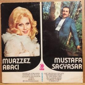 MUSTAFA SAĞYAŞAR - MUAZZEZ ABACI KERVAN TOPLAMA LP