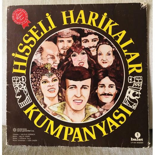 HİSSELİ HARİKALAR KUMPANYASI LP