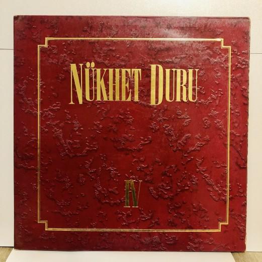 NÜKHET DURU - 4 LP