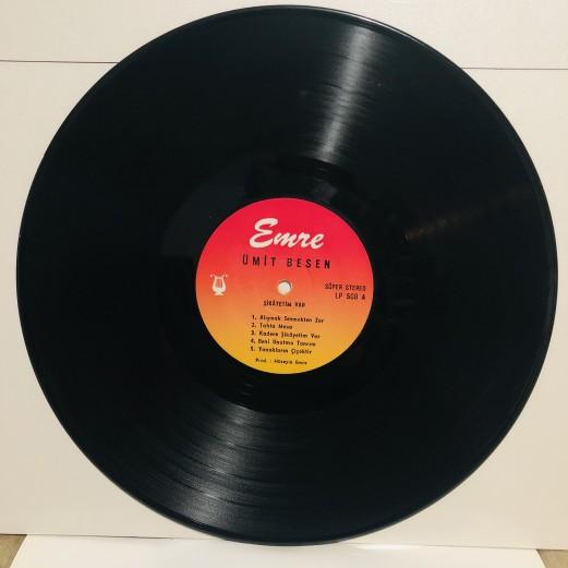 ÜMİT BESEN - ŞİKAYETİM VAR LP