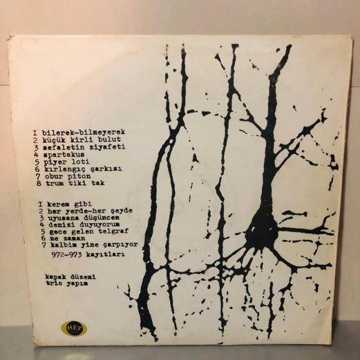 FİKRET KIZILOK - NOT DEFTERİMDEN LP