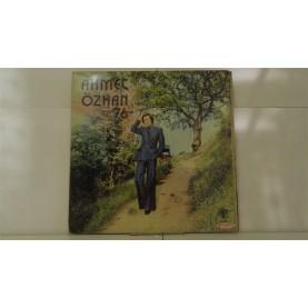 AHMET ÖZHAN - Ahmet Özhan 76 LP - RAF03013