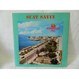 SUAT SAYIN - Suat Sayın LP 607 ( PLAK SS ) 01965