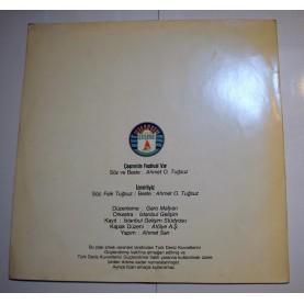 ÇEŞMEDE FESTİVAL VAR MAXİ 45 LİK PLAK  - LİMİTED EDİTİON 2000 / 104