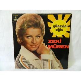 ZEKİ MÜREN - Güneşin Oğlu LP 01945