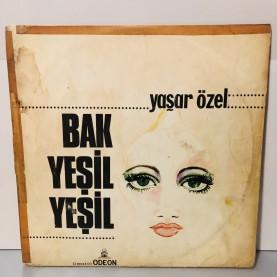 YAŞAR ÖZEL - BAK YEŞİL YEŞİL LP