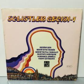 SOLİSTLER GEÇİDİ 1 LP