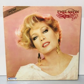 EMEL SAYIN - 1985 LP