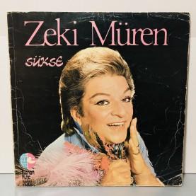 ZEKİ MÜREN - SÜKSE LP