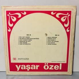YAŞAR ÖZEL - NASIL GEÇTİ HABERSİZ LP