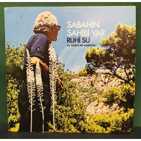 RUHİ SU - SABAHIN SAHİBİ VAR LP