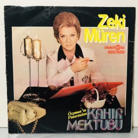 ZEKİ MÜREN - KAHIR MEKTUBU LP
