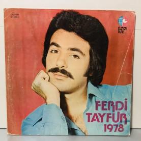FERDİ TAYFUR 1978 - BATAN GÜNEŞ LP ( FARKLI KAPAK )