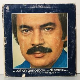 ORHAN GENCEBAY - DİL YARASI LP