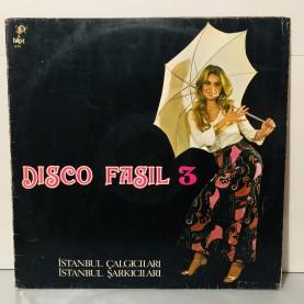İSTANBUL ÇALGICILARI - DİSCO FASIL 3 LP