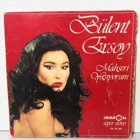 BÜLENT ERSOY - MAHŞERİ YAŞIYORUM LP