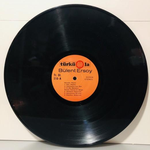 BÜLENT ERSOY - ORKİDE LP