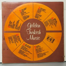 GOLDEN TURKISH MUSIC - TATAVLA HAVALARI 2 LP