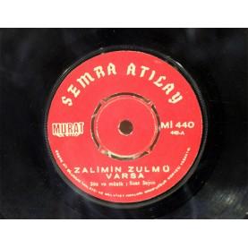 SEMRA ATILAY - Zalimin Zulmü Varsa / Kader Torbası 03336