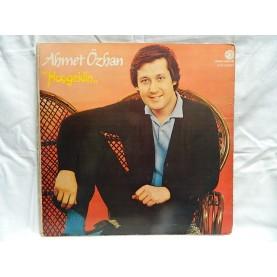 AHMET ÖZHAN -Hoşgeldin LP 01451
