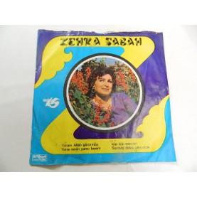 ZEHRA SABAH -Yananı Allah Görürmüş / Yarısı Senin Yarısı Benim 0642