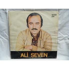 ALİ SEVEN - İsyankar LP01445