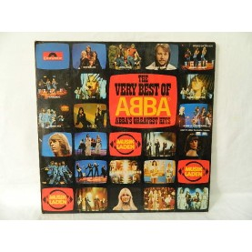 ABBA - The Very Best Of ABBA (ABBA's Greatest Hits) 2X LP 02222
