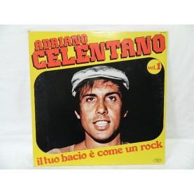 ADRİANO CELENTANO -  Il Tuo Bacio É Come Un Rock Vol. 1 LP02253