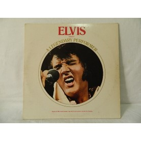 ELVİS PRESLEY -  A Legendary Performer - Volume 1 LP