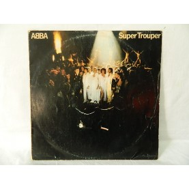 ABBA -  Super Trouper LP 02220